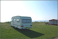 Point Sands Caravan Park, Argyll,Argyll and Bute,Scotland