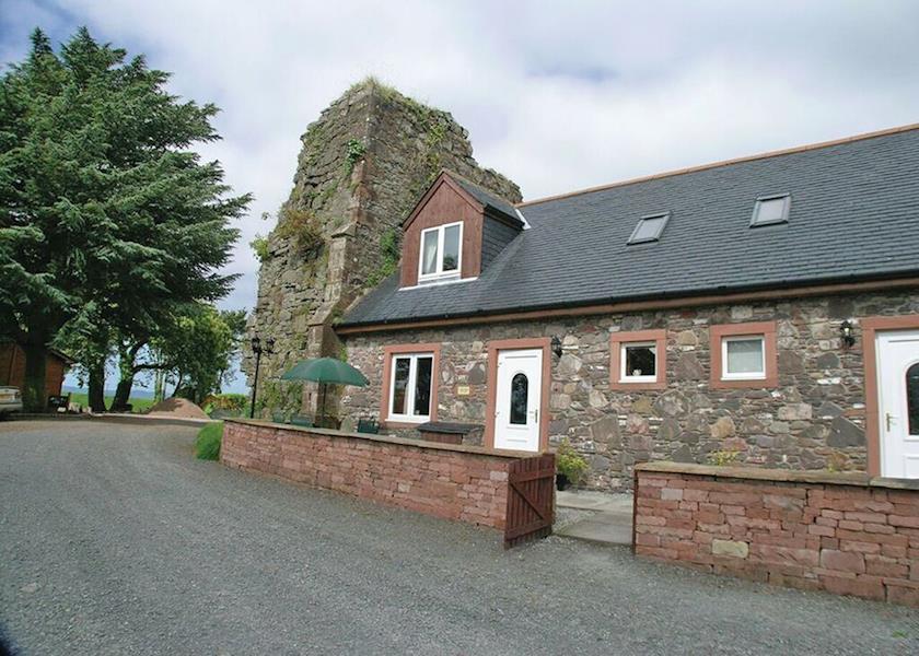 Mouswald Cottages, Dumfries,Dumfriesshire,Scotland