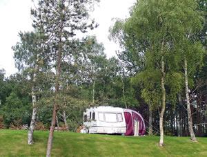 Lilliardsedge Holiday Park and Golf Course, Jedburgh,Borders,Scotland