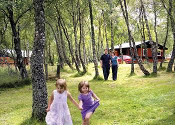 Kiltarlity-Lodges