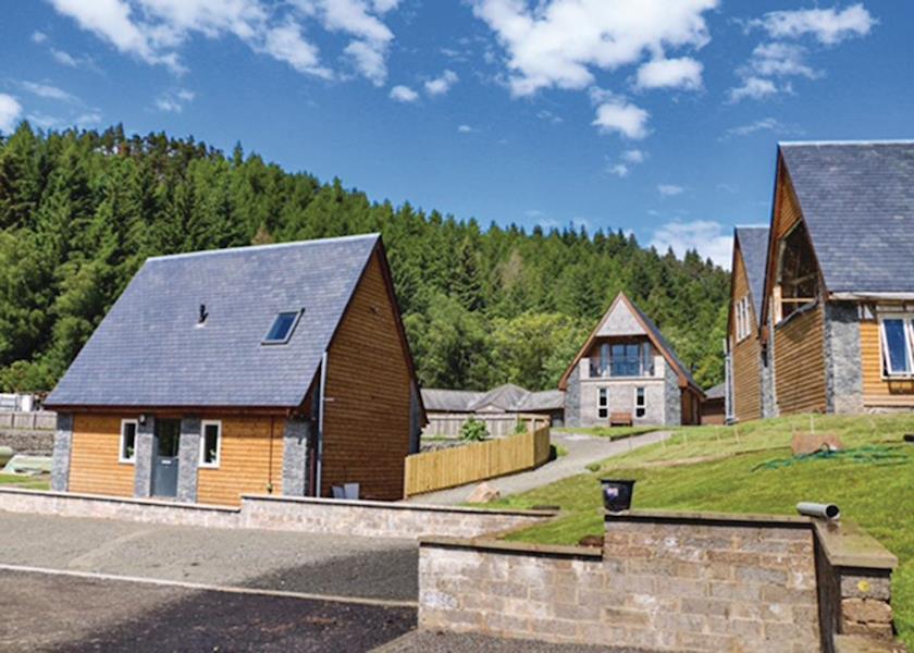 Balmaha-Lodges