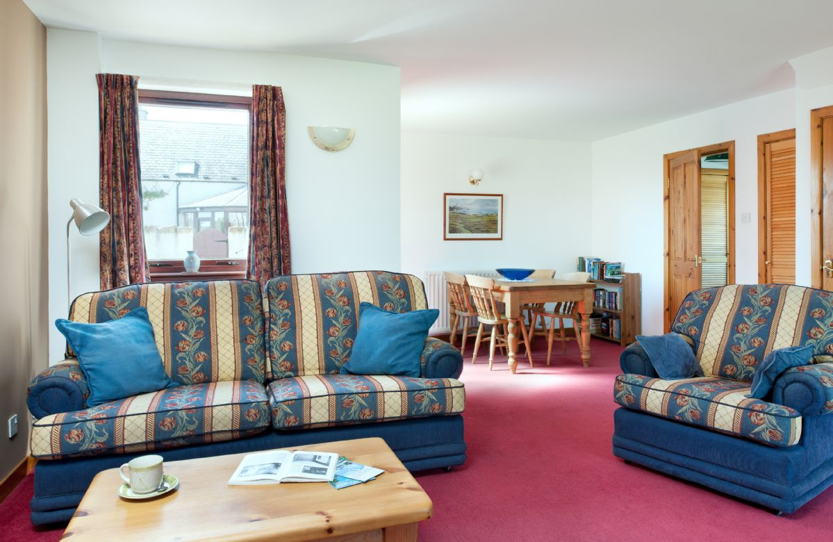 Red Kite Cottage sleeps 4
