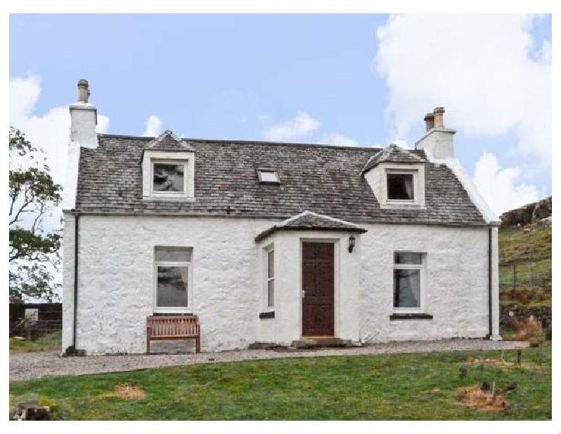 The Ghillie's Cottage a british holiday cottage for 4 in ,