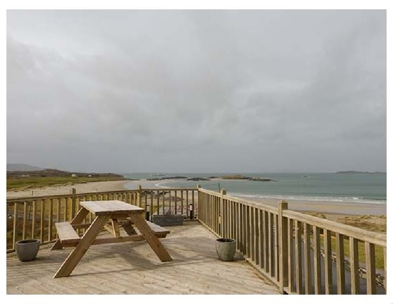 Click here for more about Glassillaun Beach House