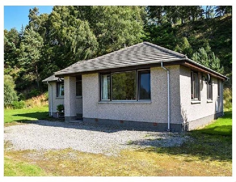 Tigh An Tearlach a british holiday cottage for 4 in ,