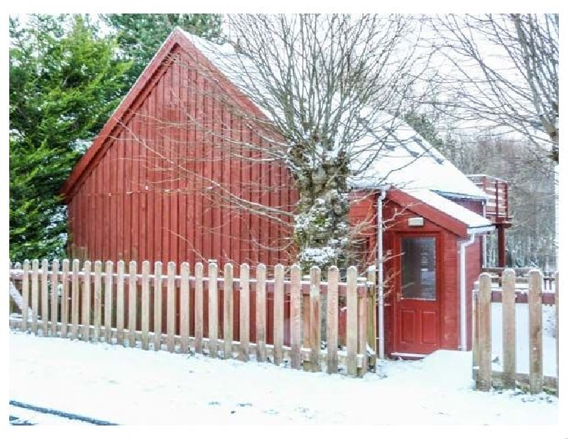 Click here for more about Strathavon Chalet