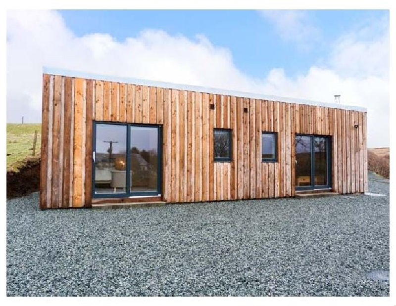 The Cabin @ Seaview a british holiday cottage for 2 in ,