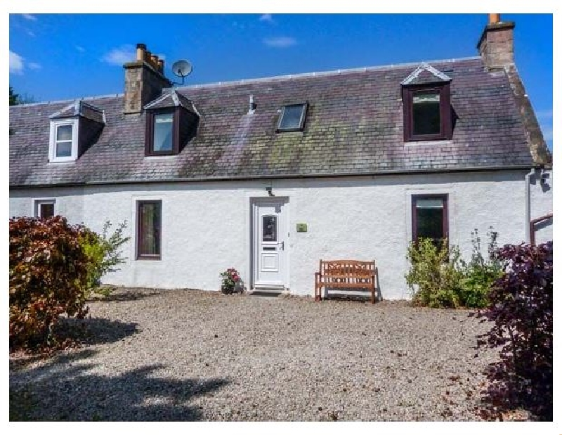 Click here for more about Deskford Cottage