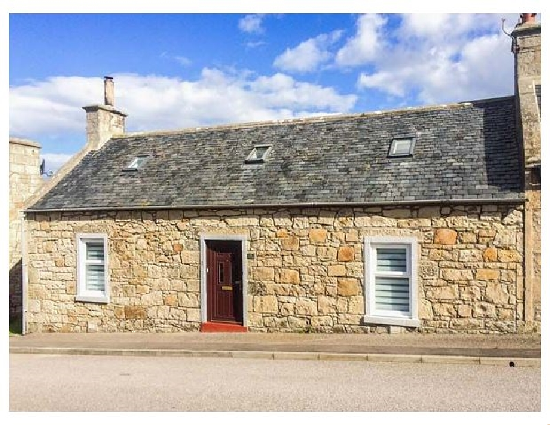 Wickie Cottage a british holiday cottage for 6 in ,