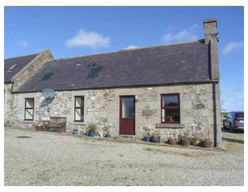 Hillview Bothy a british holiday cottage for 6 in ,