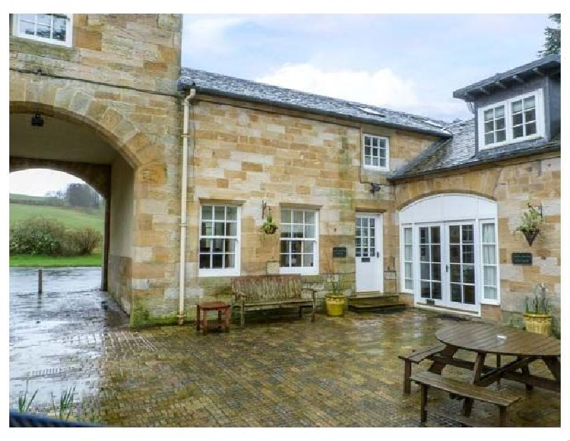 Click here for more about The Groom's Cottage