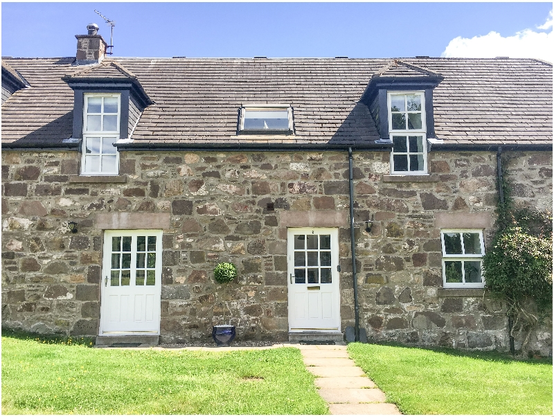 Click here for more about Dunnottar Woods House