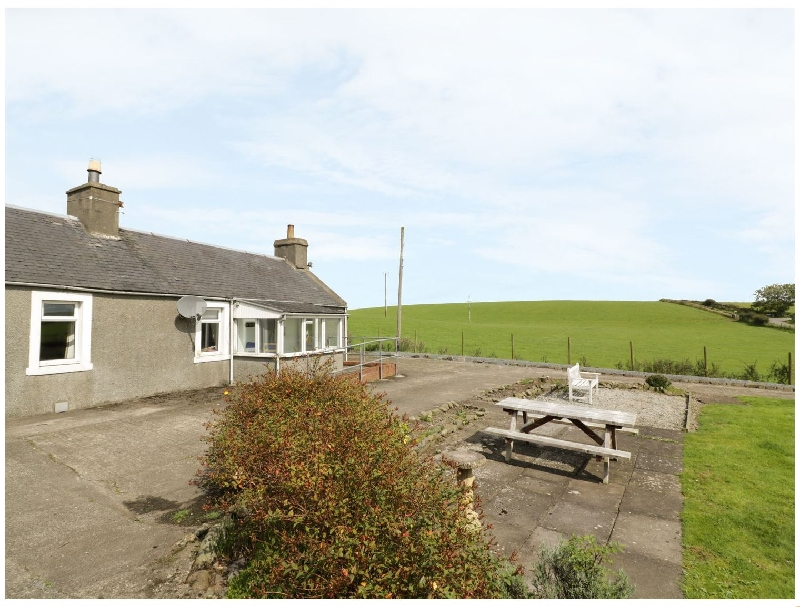 3 Kirminnoch Cottages a british holiday cottage for 2 in ,