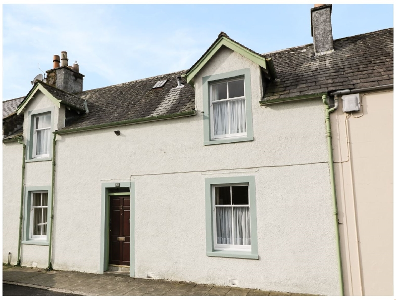 27-29 St. Marys Place a british holiday cottage for 4 in ,