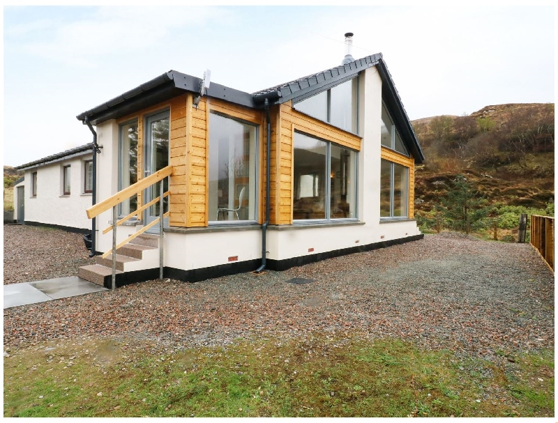 Torgorm a british holiday cottage for 6 in ,