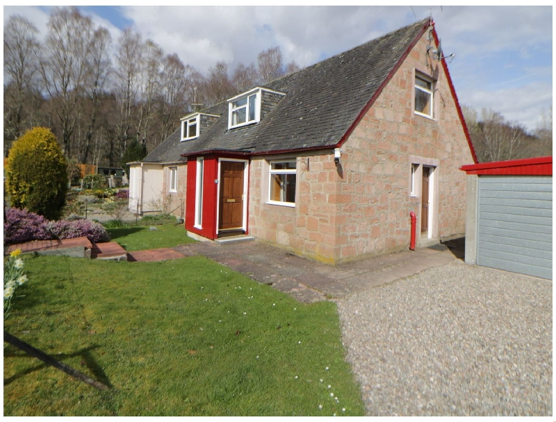 Click here for more about Corran Cottage