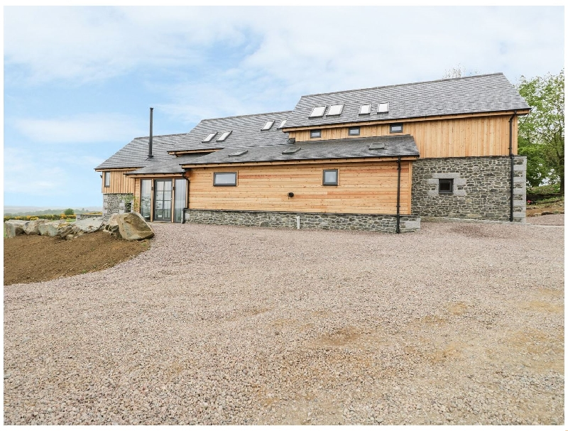 Knowehead Bothy a british holiday cottage for 10 in ,
