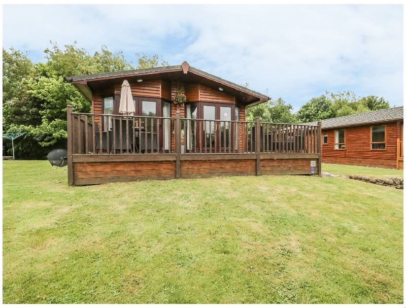 Click here for more about Lodge Retreat - Woodland Bunker