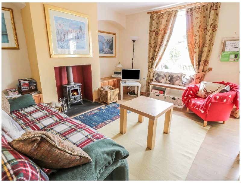 Details about a cottage Holiday at Crinan Canal Cottage