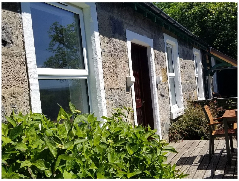 Click here for more about Awe View Railway Cottage