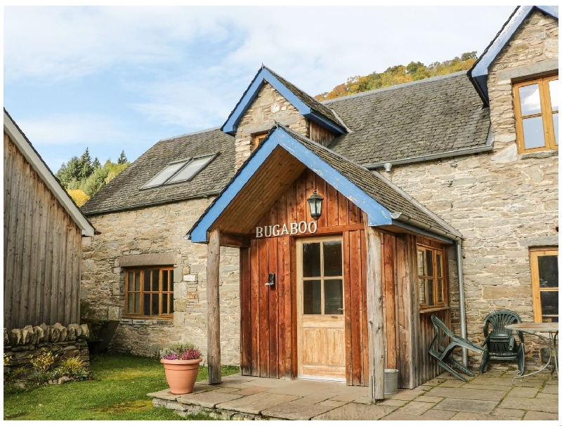 Click here for more about Bugaboo Cottage