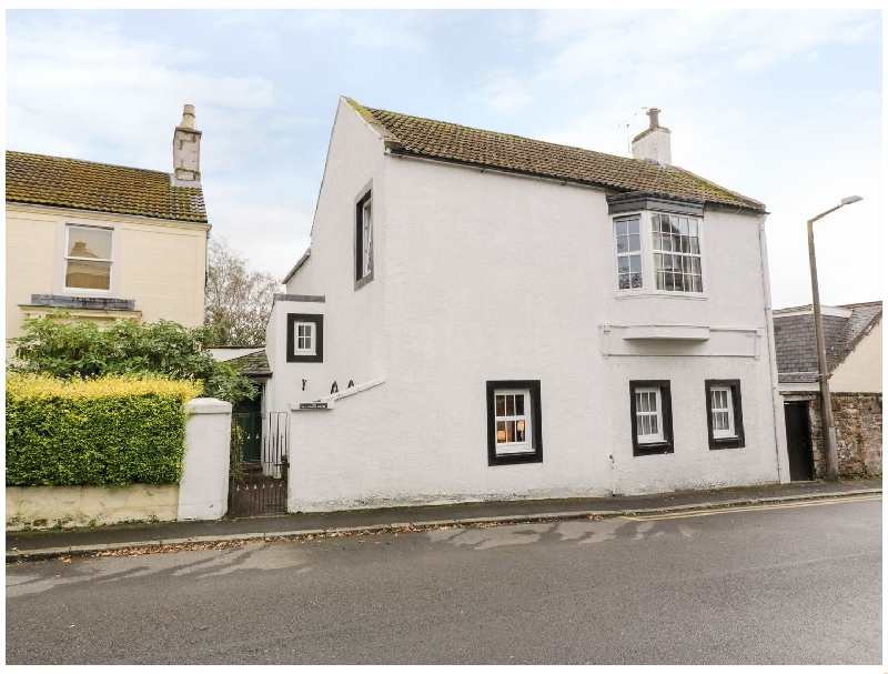 The Old Coach House a british holiday cottage for 6 in ,