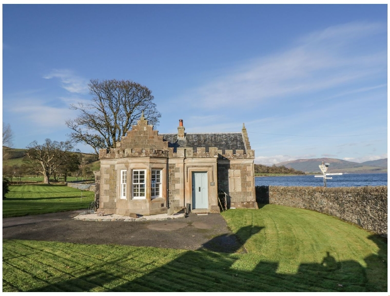 Click here for more about The Gate Lodge