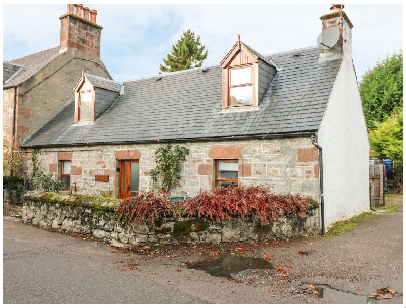 Click here for more about Stonywood Cottage