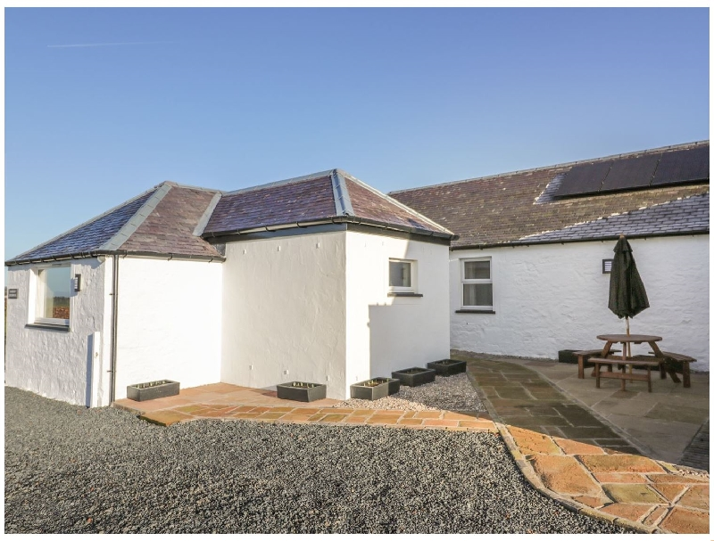 Darnhay Milk House a british holiday cottage for 4 in ,