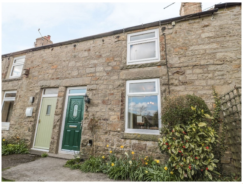 Click here for more about 4 Harrogate Cottages