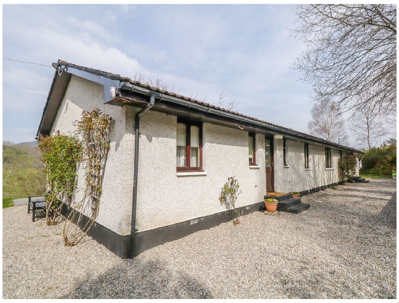 Strath Glass View a british holiday cottage for 4 in ,