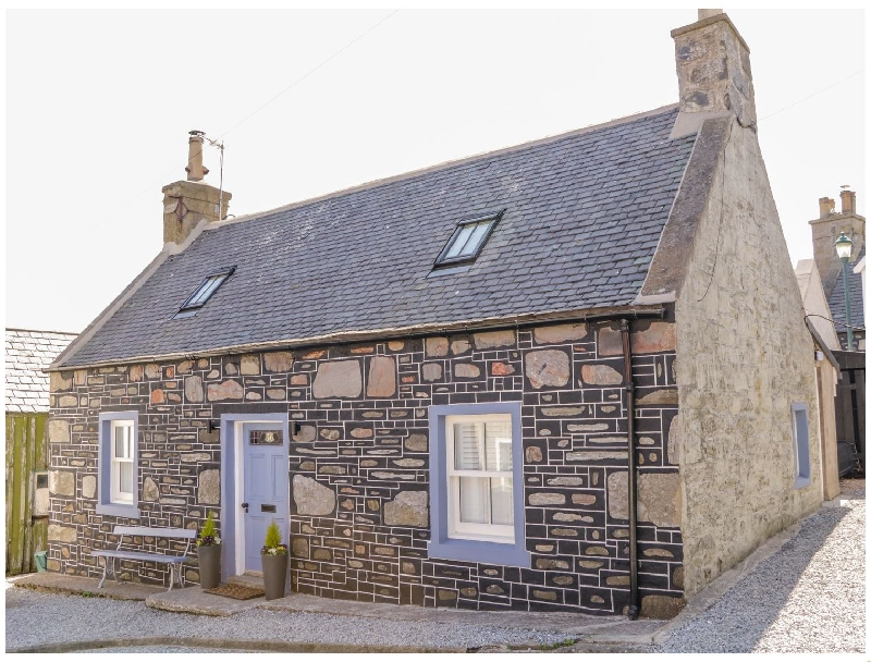 Click here for more about 36 Sandend Village