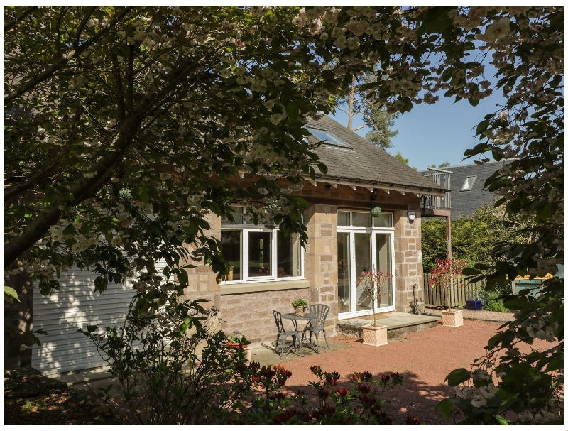 Click here for more about Stewarts Lodge Cottage