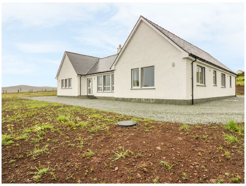 Skye House a british holiday cottage for 6 in ,