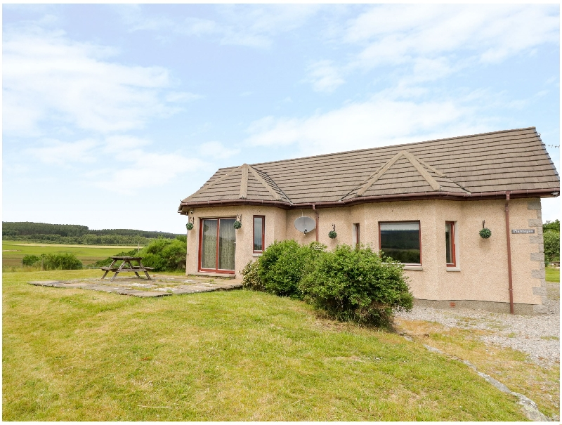 Ptarmigan a british holiday cottage for 6 in ,