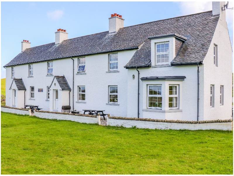 Erisco a british holiday cottage for 6 in ,