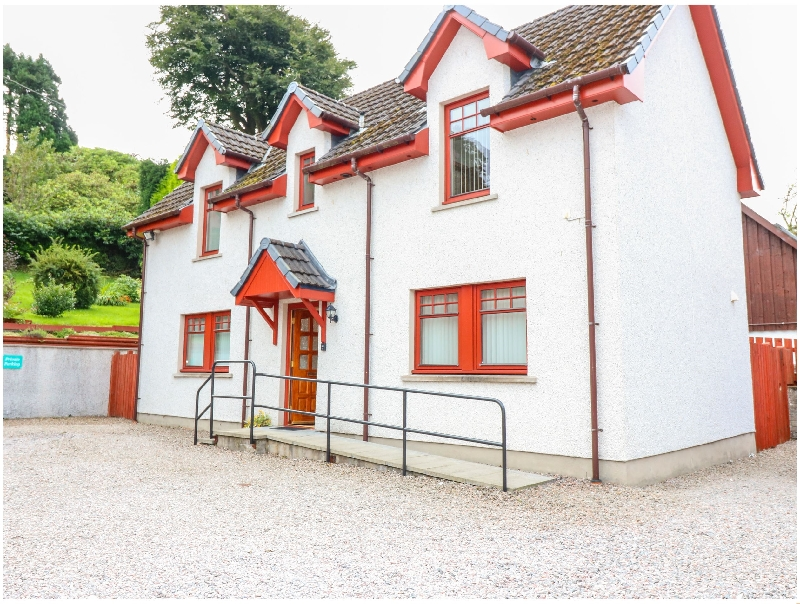 Click here for more about Ardlinnhe Cottage