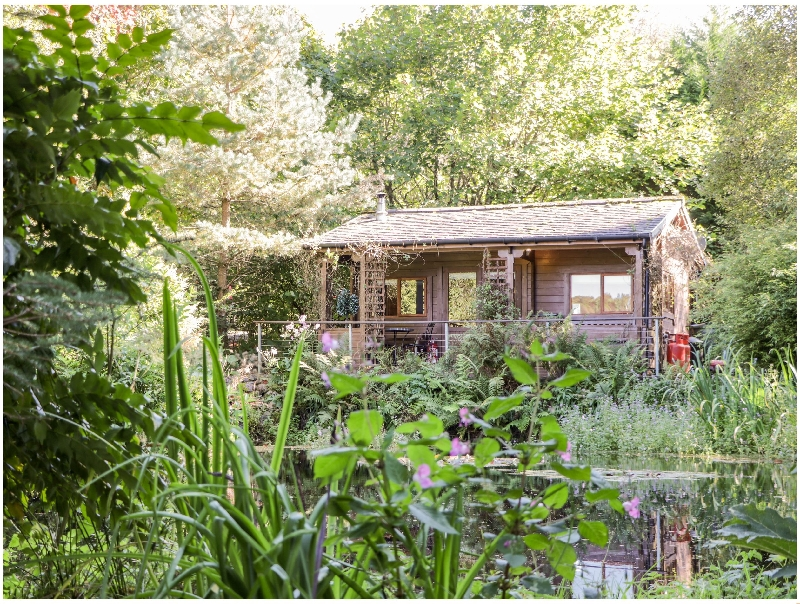 Click here for more about The Log Cabin