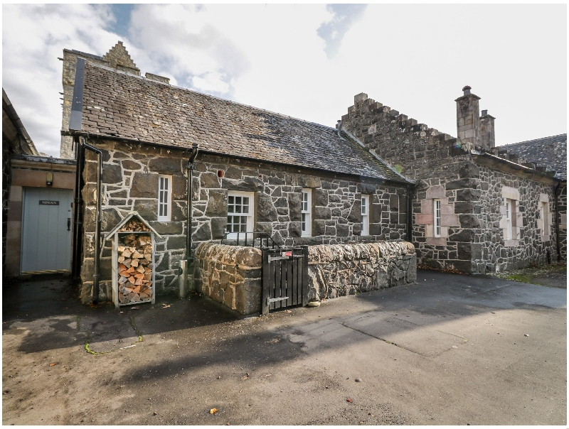 Ninian Cottage a british holiday cottage for 4 in ,